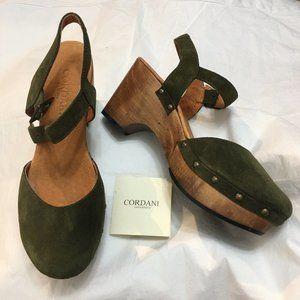 Cordani Clogs Size 41